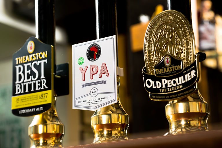 Well Kept Real Ales from Masham & Harrogate