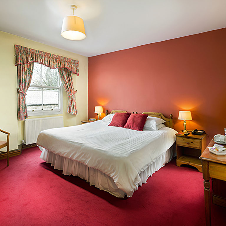 Stay in our Comfortable B&B Rooms