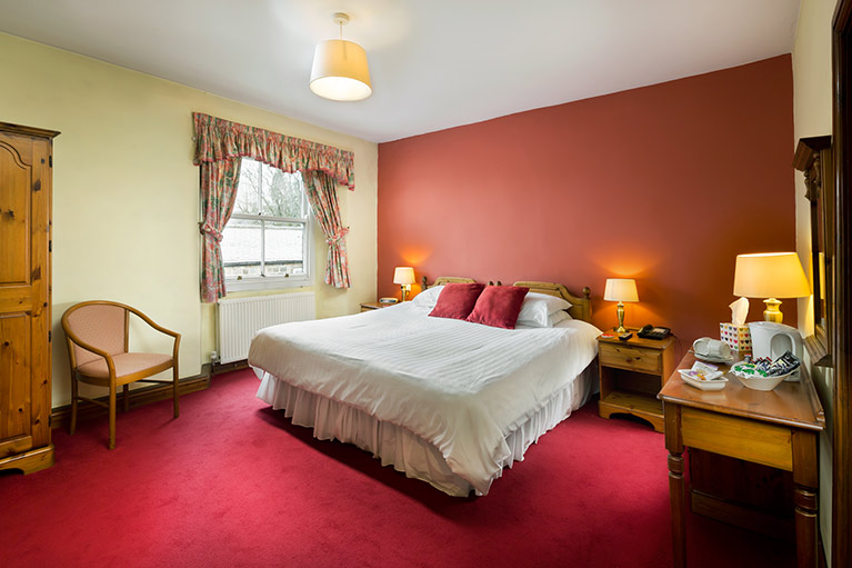Elizabeth 2 - Kingsize / Twin Room
